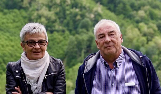 Earnesto & Mariarita Owners & Operators of Abrigo Fratelli Winery